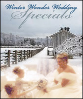Winter Wonder Wedding Specials